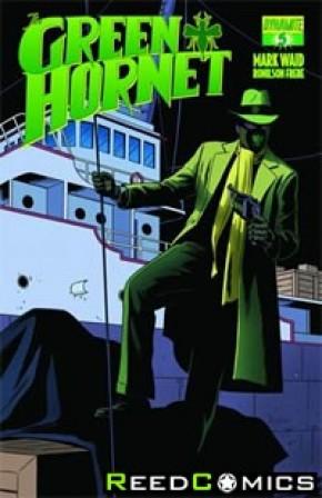 Green Hornet by Mark Waid #5