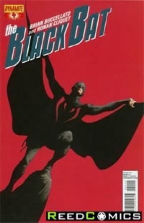 The Black Bat #4
