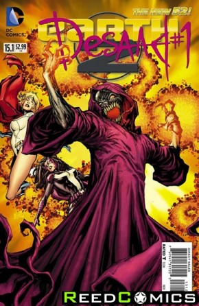 Earth Two #15.1 Desaad Standard Edition