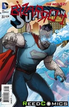Superman Volume 4 #23.1 Bizarro Standard Edition