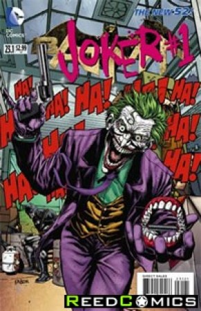 Batman Volume 2 #23.1 Joker Standard Edition