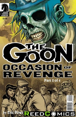 Goon Occasion of Revenge #2