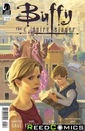 Buffy The Vampire Slayer Season 10 #6