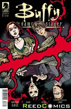 Buffy The Vampire Slayer Season 10 #6 (Isaacs Variant)