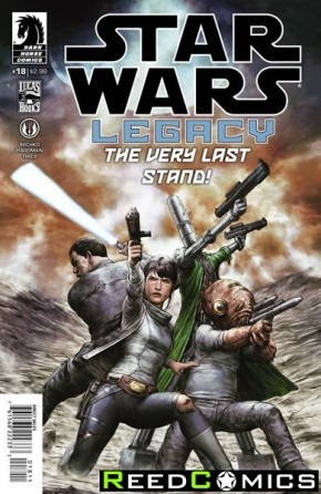 Star Wars Legacy II #18