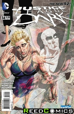 Justice League Dark #34 (DCU Selfie Variant Edition)