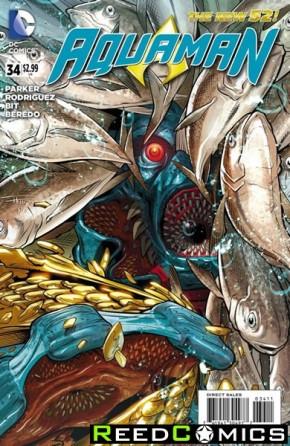 Aquaman Volume 5 #34