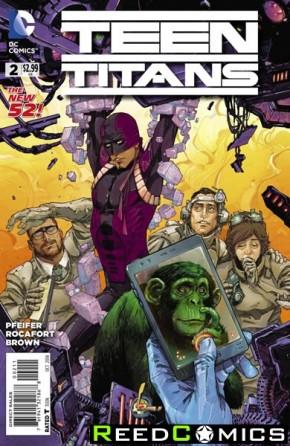 Teen Titans Volume 5 #2