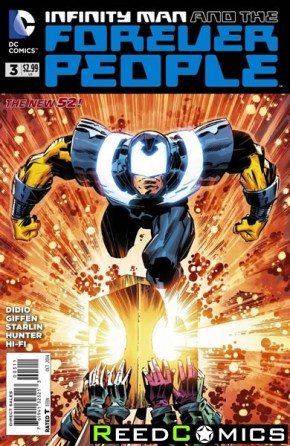 Infinity Man and the Forever People #3