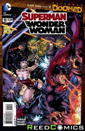 Superman Wonder Woman #11