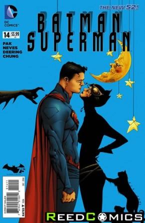 Batman Superman #14