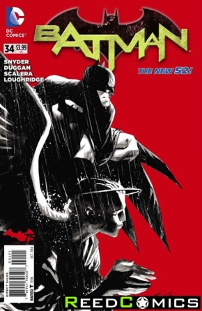 Batman Volume 2 #34 (1 in 25 Incentive Variant Cover)