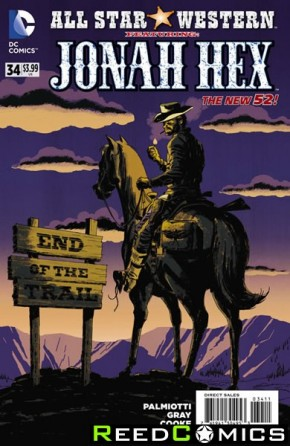 All Star Western Volume 2 #34