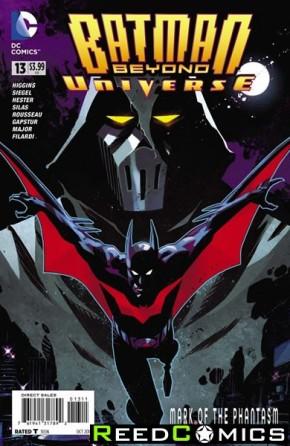 Batman Beyond Universe #13
