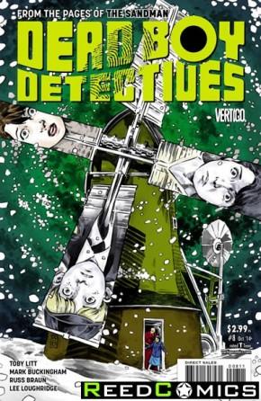 Dead Boy Detectives #8