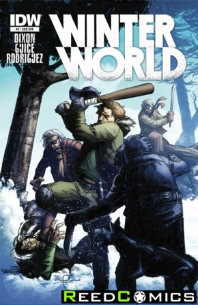 Winterworld  #3 (Subscription Variant Cover)