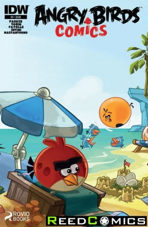 Angry Birds #3