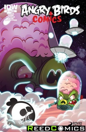 Angry Birds #3 (Subscription Variant Cover)