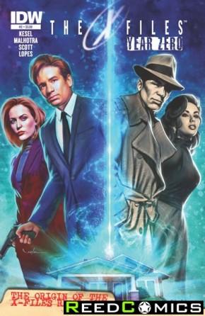 X-Files Year Zero #2