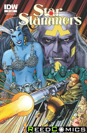 Star Slammers Remastered #6