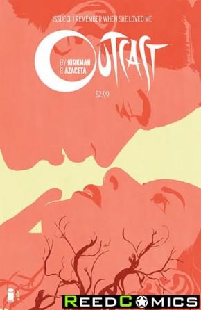 Outcast #3 (1st Print)