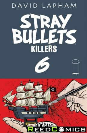 Stray Bullets The Killers #6