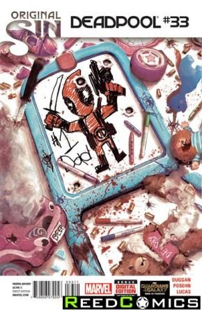Deadpool Volume 4 #33