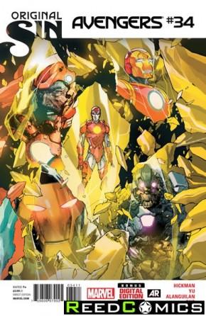 Avengers Volume 5 #34