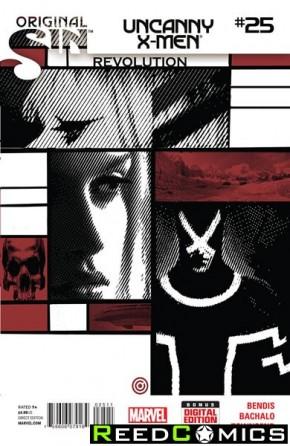 Uncanny X-Men Volume 3 #25
