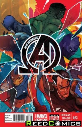 New Avengers Volume 3 #23
