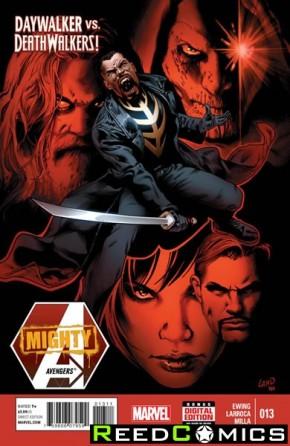 Mighty Avengers Volume 2 #13