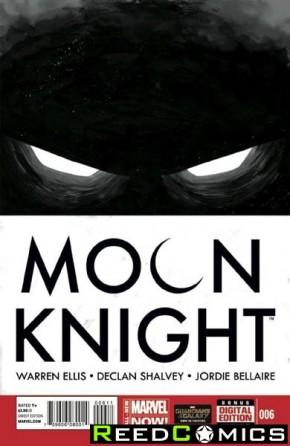 Moon Knight Volume 7 #6