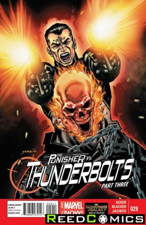Thunderbolts Volume 2 #29