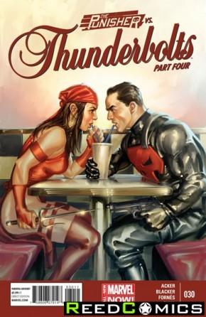 Thunderbolts Volume 2 #30