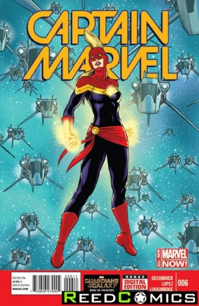 Captain Marvel Volume 7 #6