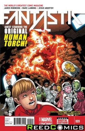 Fantastic Four Volume 5 #9