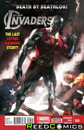 All New Invaders #9