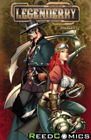 Legenderry A Steampunk Adventure #7
