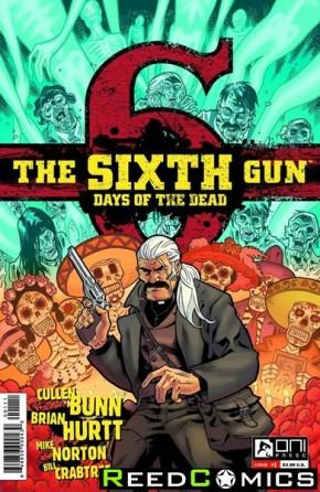 Sixth Gun Days of the Dead #1