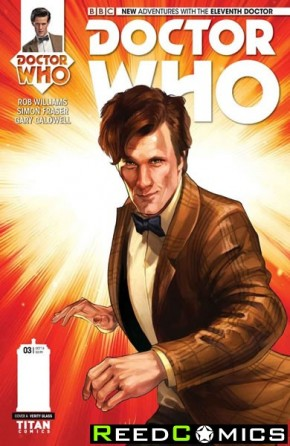 Doctor Who 11th #3