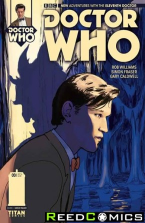 Doctor Who 11th #3 (1 in 10 Incentive Variant Cover)