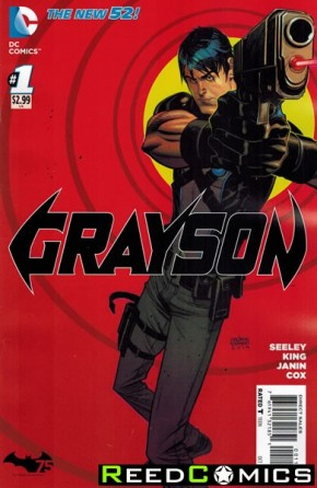 Grayson #1 (2nd Print)