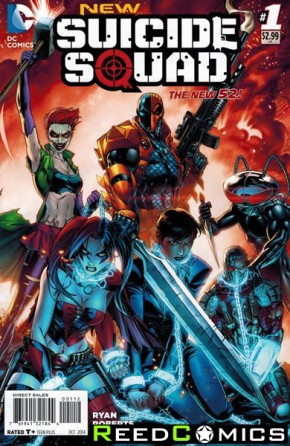 New Suicide Squad #1 (2nd Print)