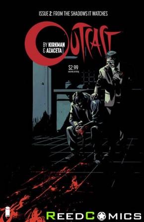 Outcast #2 (2nd Print)