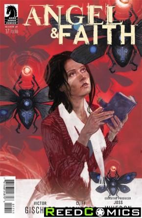 Angel and Faith Season 10 #17