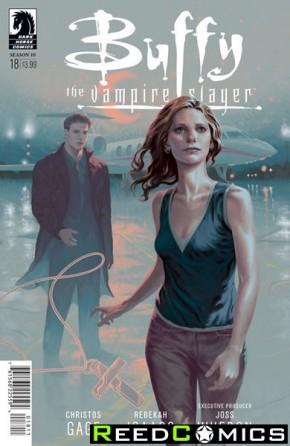 Buffy The Vampire Slayer Season 10 #18