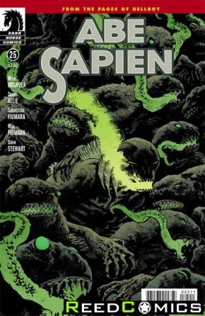 Abe Sapien #25