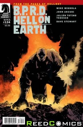 BPRD Hell On Earth #134