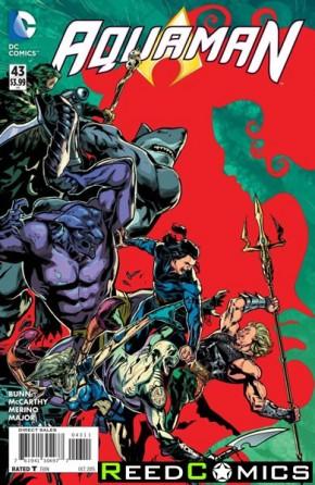 Aquaman Volume 5 #43