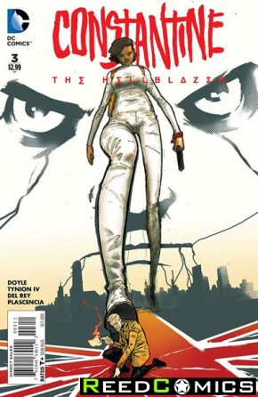 Constantine The Hellblazer #3